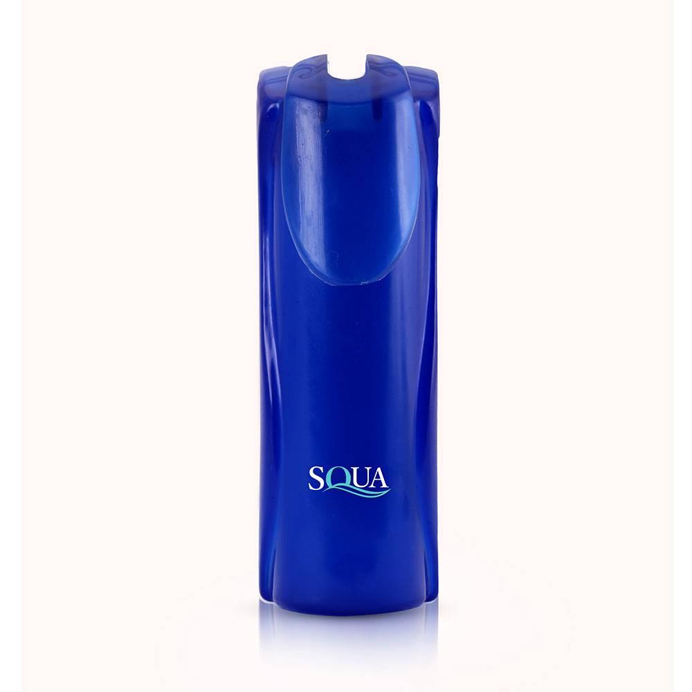 دستگاه آبی رنگ خوشبوکننده اهرمی هوا با 2 رایحه