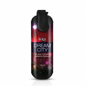Wall-hanging Air freshener Dream City