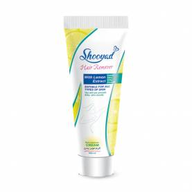 Hair Remover Cream with Lemon